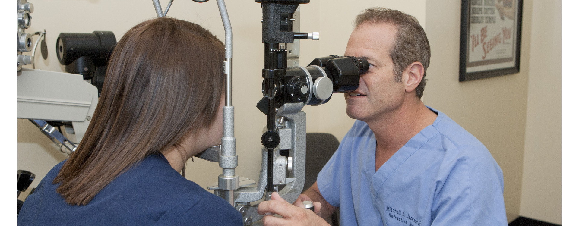 Laser Eye Surgery Advantages