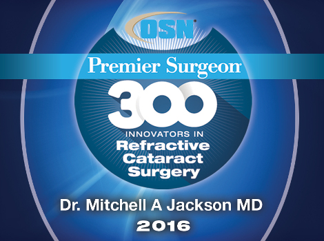 Premiere Eye Surgeon - Mitchell A. Jackson, MD