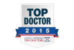 Myjacksoneye.com Castle Connolly top doctor 2015 label