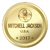 Dr. Mitchell Jackson's 2017 gold medal in India