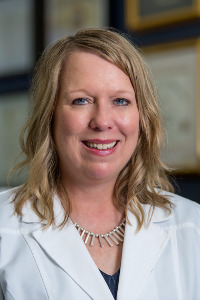 Head shot of Dr. Melissa J. Bollinger, Jacksoneye, Lake Villa, IL